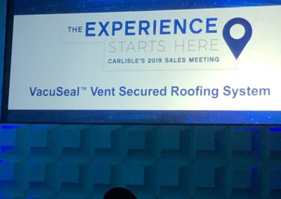 Carlisle SynTec Systems 2019 National Sales Meeting