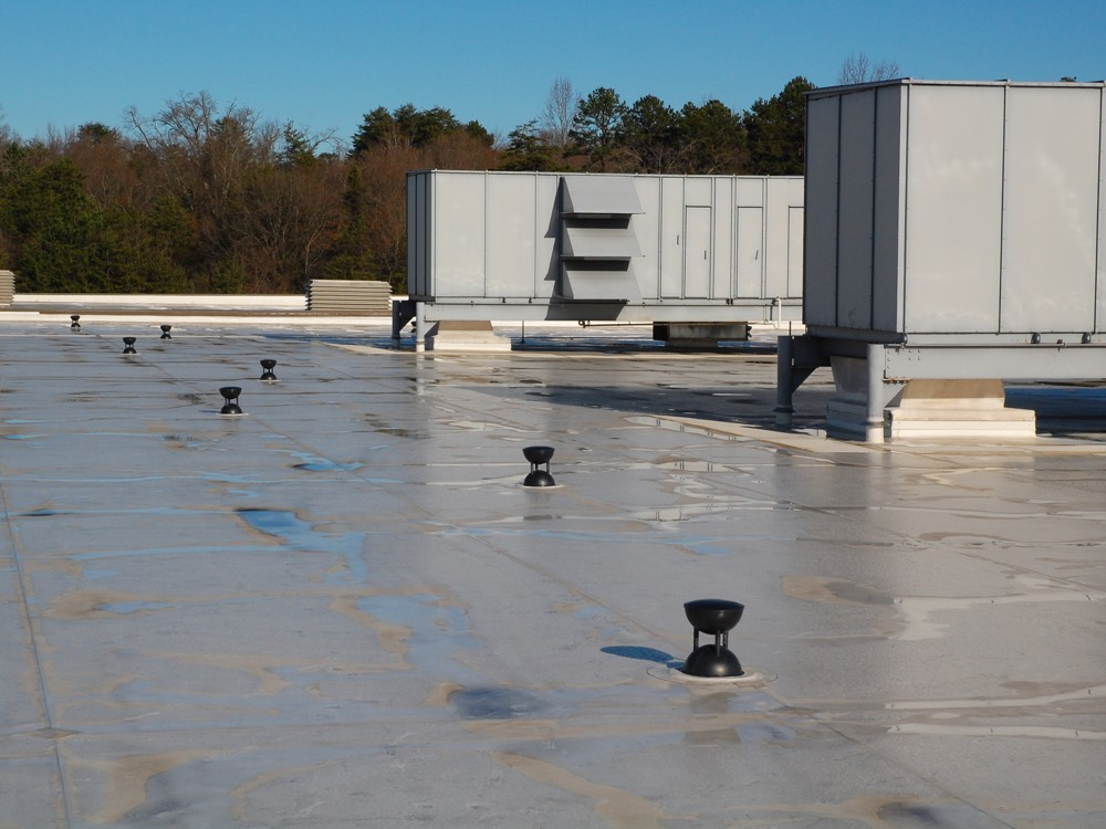 Daimler Trucks Gastonia Nc Roof Replacement Case Study V2t